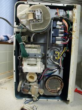 食洗機修理20140315-001.JPG